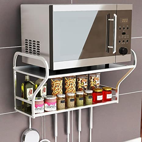 Amazon.com: estante de cocina estante de almacenamiento de ...