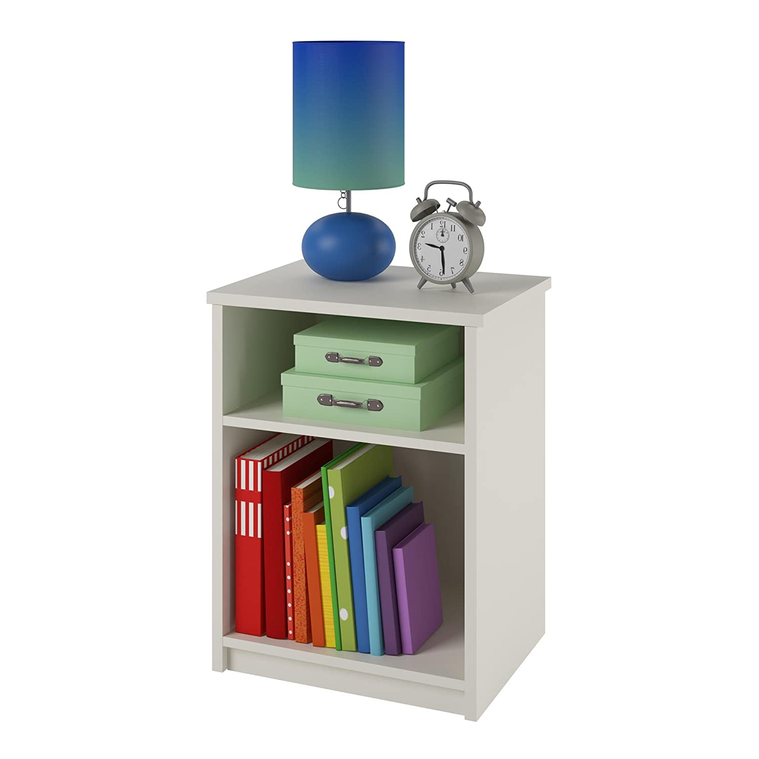 amazoncom cosco skyler kids' night stand white kitchen  dining -