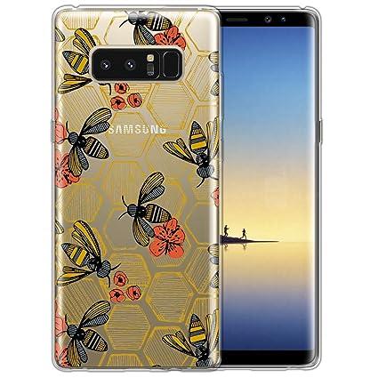 Amazon.com: Lindo Fresa y cereza Vector Samsung Galaxy Note ...