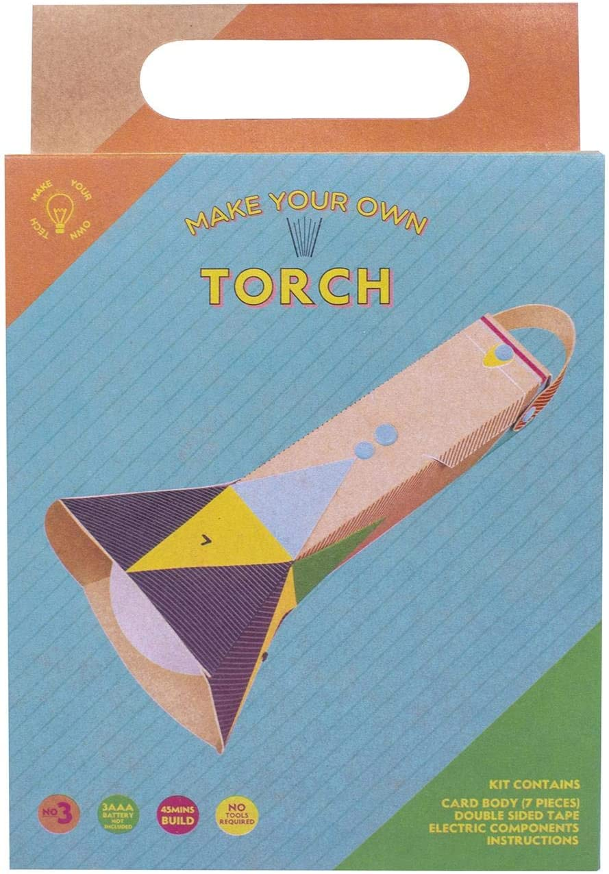 Fizz Creations New Make Your Own Torch DIY Kit