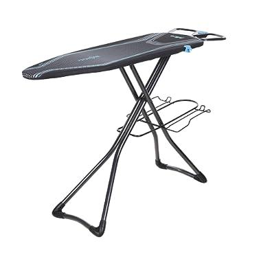 Minky Ergo Plus Ironing Board 48  x 15  Blue Multi