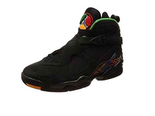 123f5c3bb5829a Nike Men s Air Jordan 8 Retro Fitness Shoes  Amazon.co.uk  Shoes   Bags