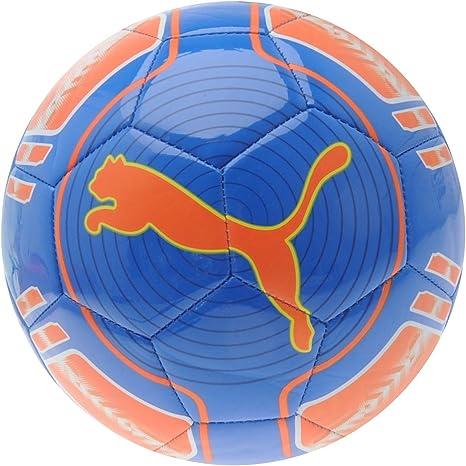 Puma EvoPower 6 fútbol azul/naranja pelota, color , tamaño talla 5 ...