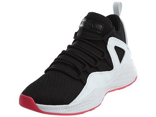 b660dde1793775 Image Unavailable. Image not available for. Color  Jordan Formula 23 Big  Kids Black Hyper Pink-White