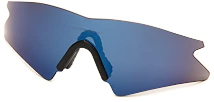 9b1f3ac8603 Buy Oakley M-Frame Heater Ice Blue Lens Yellow Frame Sports ...