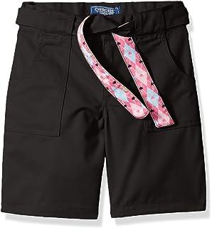0436e0fc35 Bermuda para niña tipo uniforme Nautica  Amazon.com.mx  Ropa ...