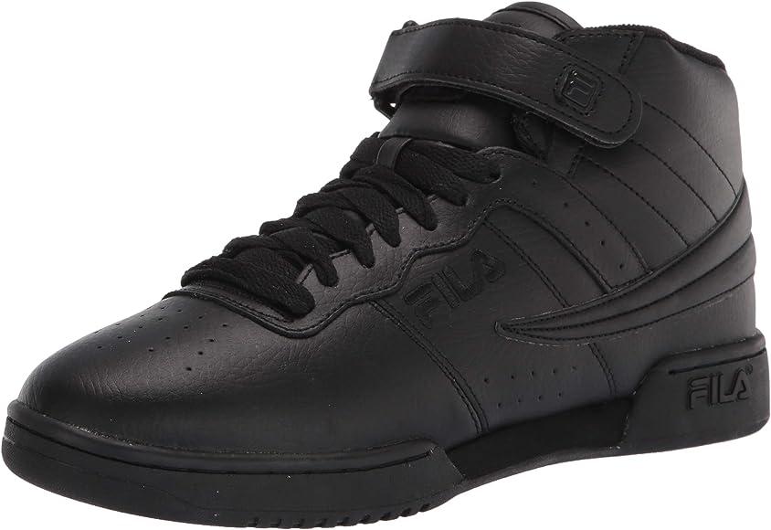 Fila Men's F-13 Sneaker, Triple Black