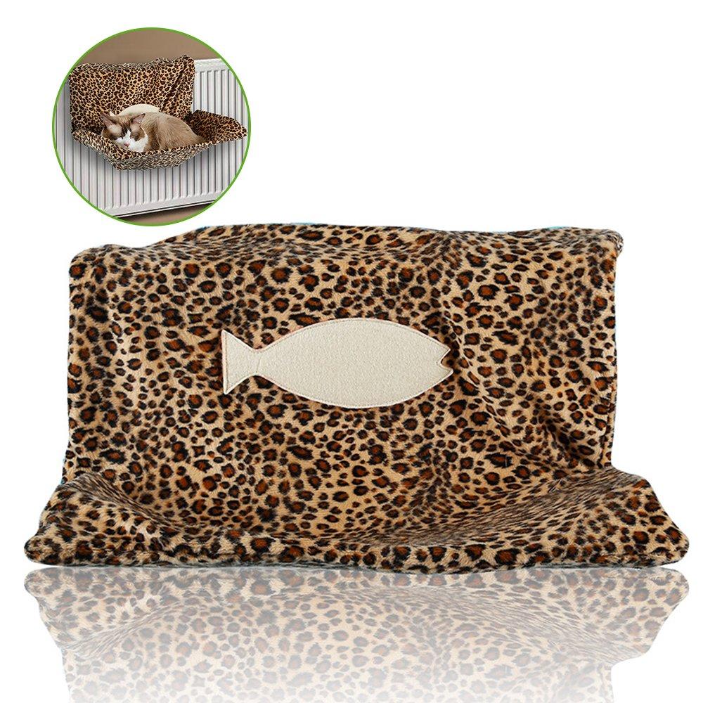 Entfernbares Katzen-Heizkörper-Bett, hängende Hängematte mit ...