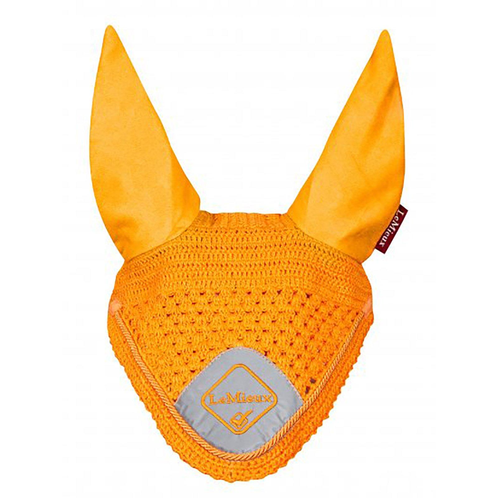 Lemieux High Visibility Fly Hood - Tangerine - Large