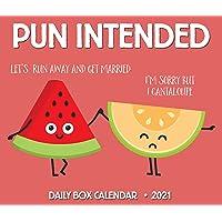 Pun Intended 2021 Box Calendar