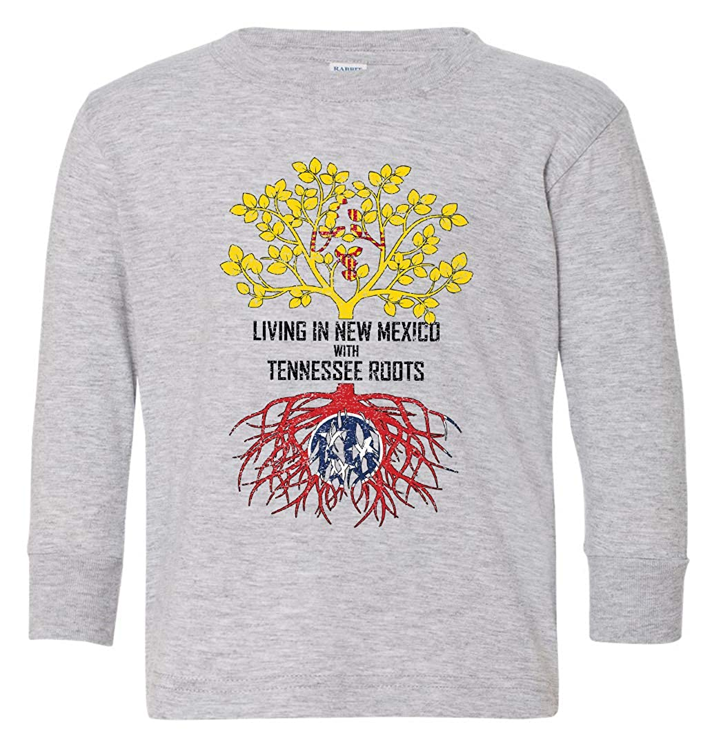 Tenacitee Babys Living in Mexico Tennessee Roots Shirt