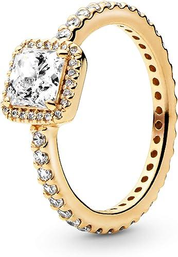 Pandora Bague Femme élégance Intemporelle 150188 CZ or jaune