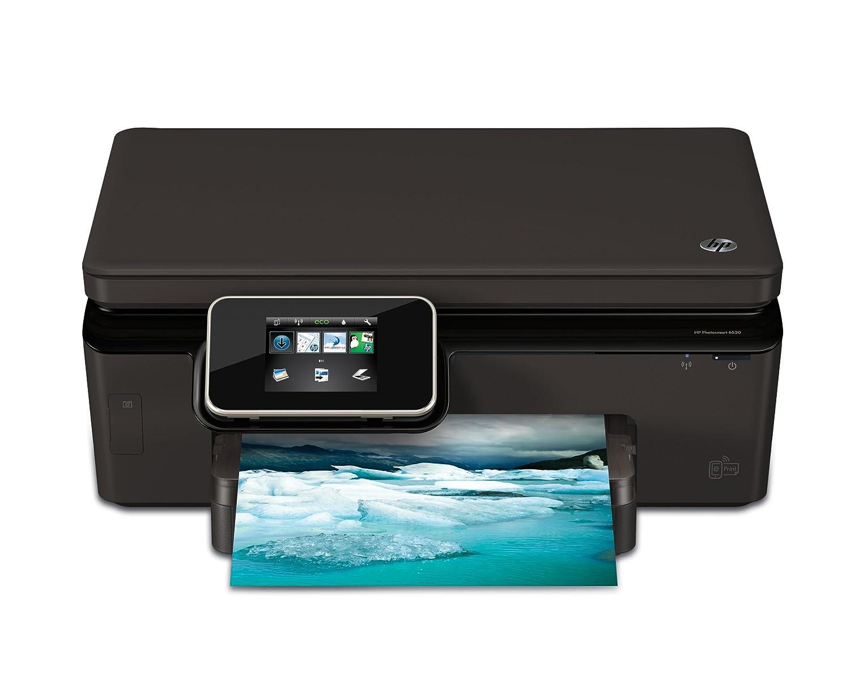 HP Photosmart 6520 - Impresora multifunción de tinta - B/N 12 PPM, color 8.5 PPM [importado]