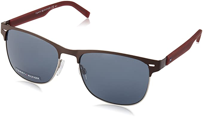 Tommy Hilfiger TH 1401/S QF, Gafas de Sol Unisex-Adulto ...