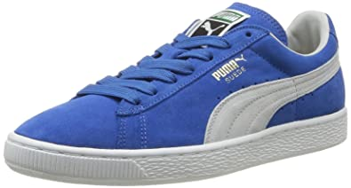 9b1609c1c42 Puma Mens Suede Classic+ Trainers  Amazon.co.uk  Shoes   Bags