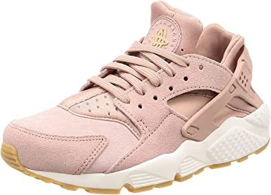 estante trampa Enlace  Amazon.com | Nike Women's Air Huarache Pink Sneakers | Shoes