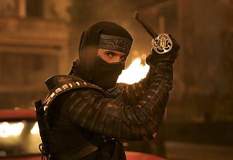 Ninja - Revenge Will Rise [Alemania] [DVD]: Amazon.es: Scott ...