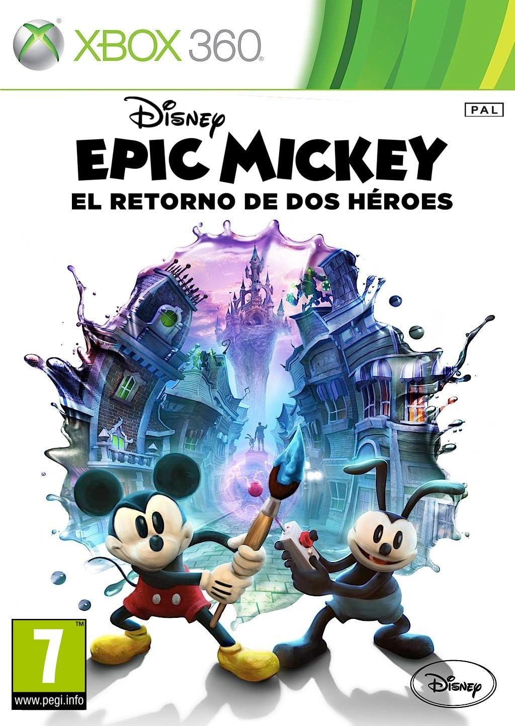 Epic Mickey 2: Amazon.es: Videojuegos