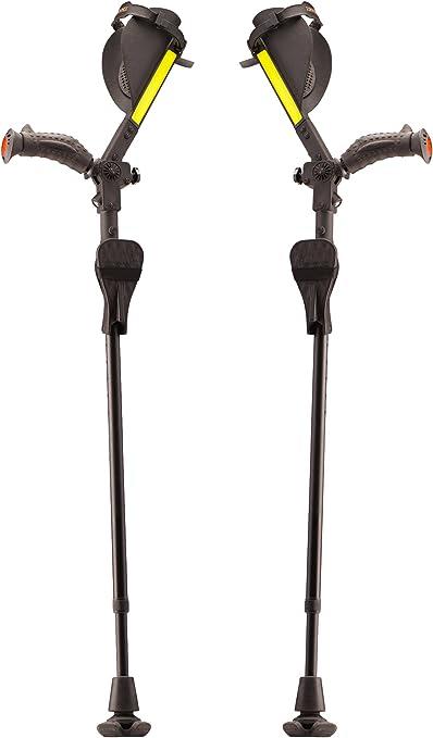 Amazon.com: crutches- última generación Ergobaum por ...