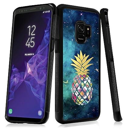 Amazon.com: Cool Perro Carlino Samsung Galaxy S9 Funda, pc y ...