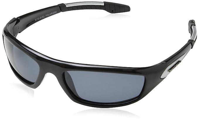 Eyelevel Herren Sonnenbrille Ultimatum, Schwarz (Black/Grey), 60