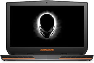 Alienware AW17R3-7092SLV 17.3-Inch FHD Laptop (6th Generation Intel Core i7, 16 GB RAM, 256 GB SSD + 1 TB HDD, NVIDIA GeForce GTX980M,Windows 10 Home),Silver (Renewed)