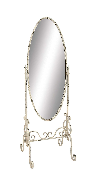 69 H Deco 79 18108 Metal Floor Mirror 23 W