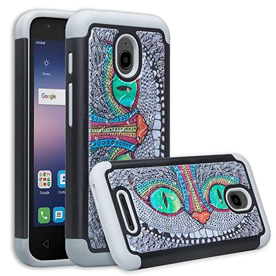 new products 11110 50b02 Alcatel Pixi Avion/Pixi Bond Case, SOGA [Jewel Gem Series] Diamond Bling  Protective Case for Alcatel OneTouch Pixi Avion 4G LTE/Pixi Bond - Tribal  ...