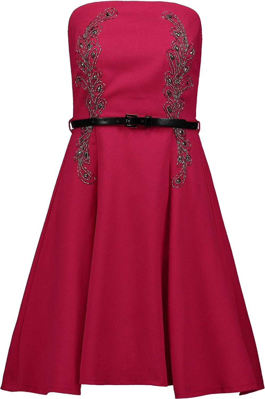 Little Mistress Women's Cocktail Dress pink Pink