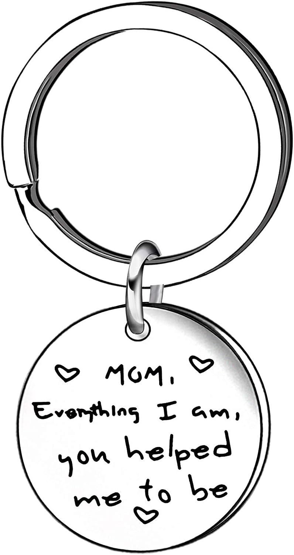 Regalos para mamá Madre Llavero Llaveros Joyas Regalo del día de la Madre