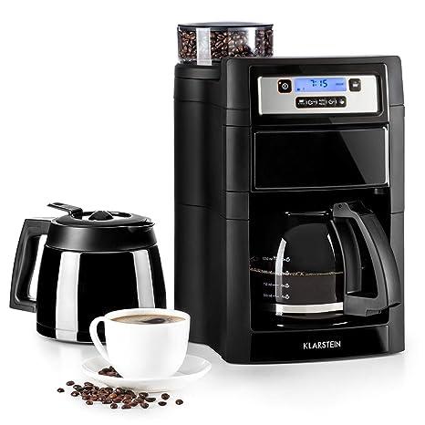 Klarstein Aromatica II Set máquina de café con molino • Máquina de café con filtro •
