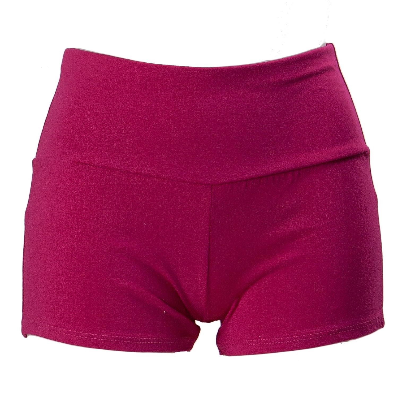 Toocool Pantaloncini donna shorts fitness sport palestra elastici hot pant nuovi CC-1436 Taglia unica] mxp-4241-2-1-3-24-1-99