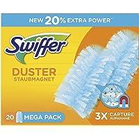 Swiffer Duster Dammmagnet Ersättningstrasor 3 Paket med 20