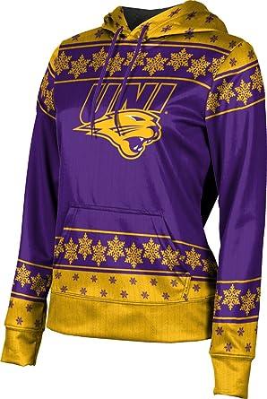 School Spirit Sweatshirt ProSphere The University of Iowa Basketball Girls Pullover Hoodie Old School