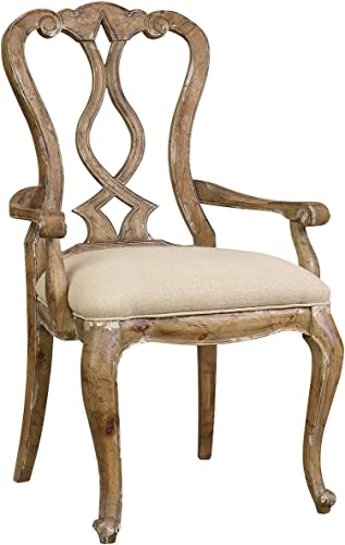 Hooker Furniture Chatelet Splatback Dining Arm Chair
