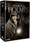 Coffret Intégrale Sherlock Holmes - Basil Rathbone