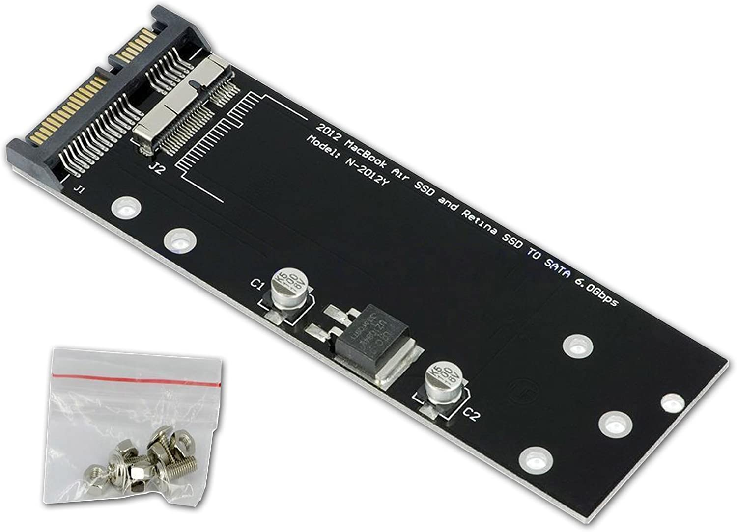 OSGEAR-Compatible con Apple MacBook Pro 2012 SSD disco duro SATA ...