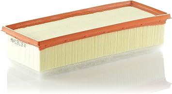 Original Mann Filter Luftfilter C 35 140 Für Pkw Auto