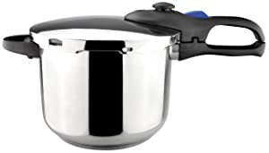 Favorit 8 Qt. Stainless Steel 8 Qt.Pressure Cooker.