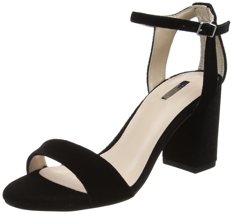 Carvela B01GAVWRZS Gigi, Sandales Femme (Black) Noir Noir (Black) 3d3f63f - fast-weightloss-diet.space