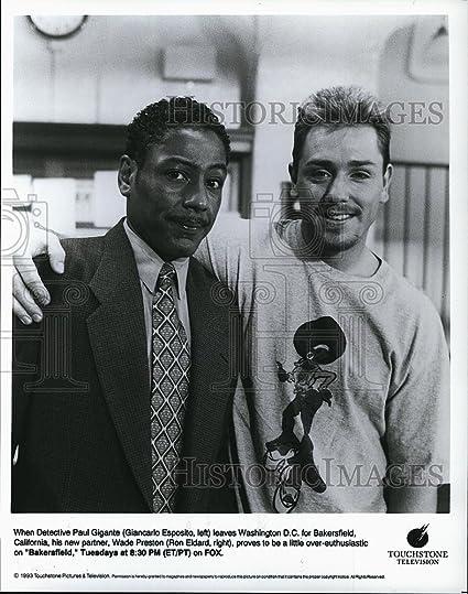 Foto de prensa vintage de 1993 Giancarlo Esposito Actor Ron ...