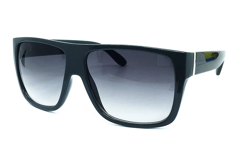 O2 Eyewear 92022 Premium Oversize XXL Women Men Retro Vintage Brand Designer Style Havana Sunglasses