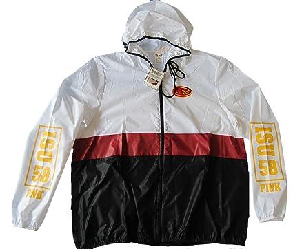 f375e01203 Victoria s Secret PINK Iowa State University Anorak Full-Zip Winbreaker  Jacket (X-Small