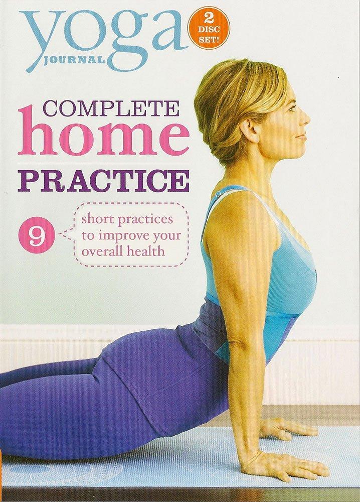 Yoga Journal: Complete Home Practice 2 Dvd Edizione: Stati ...
