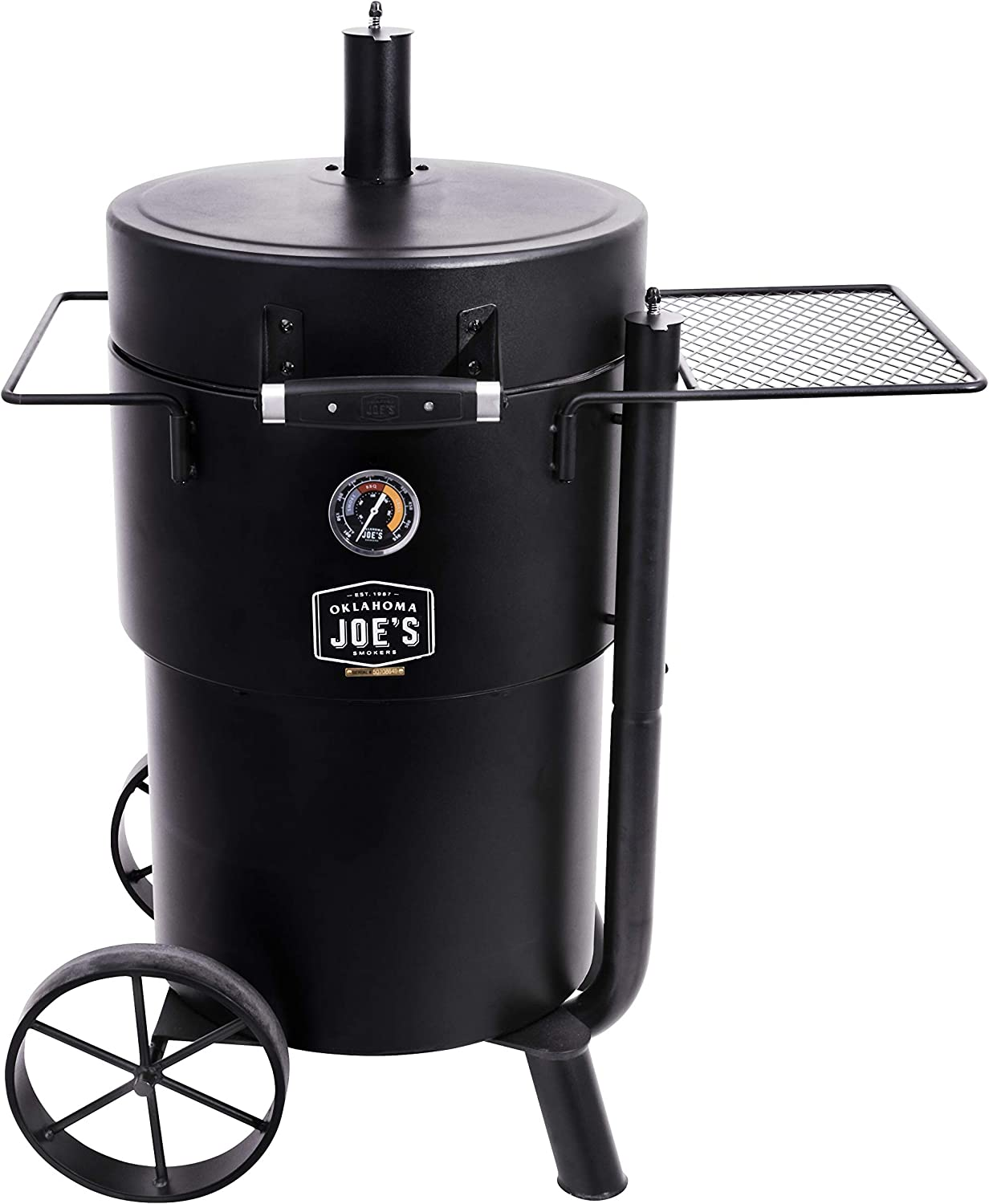 Oklahoma Joe's 19202089 Barrel Drum Smoker review