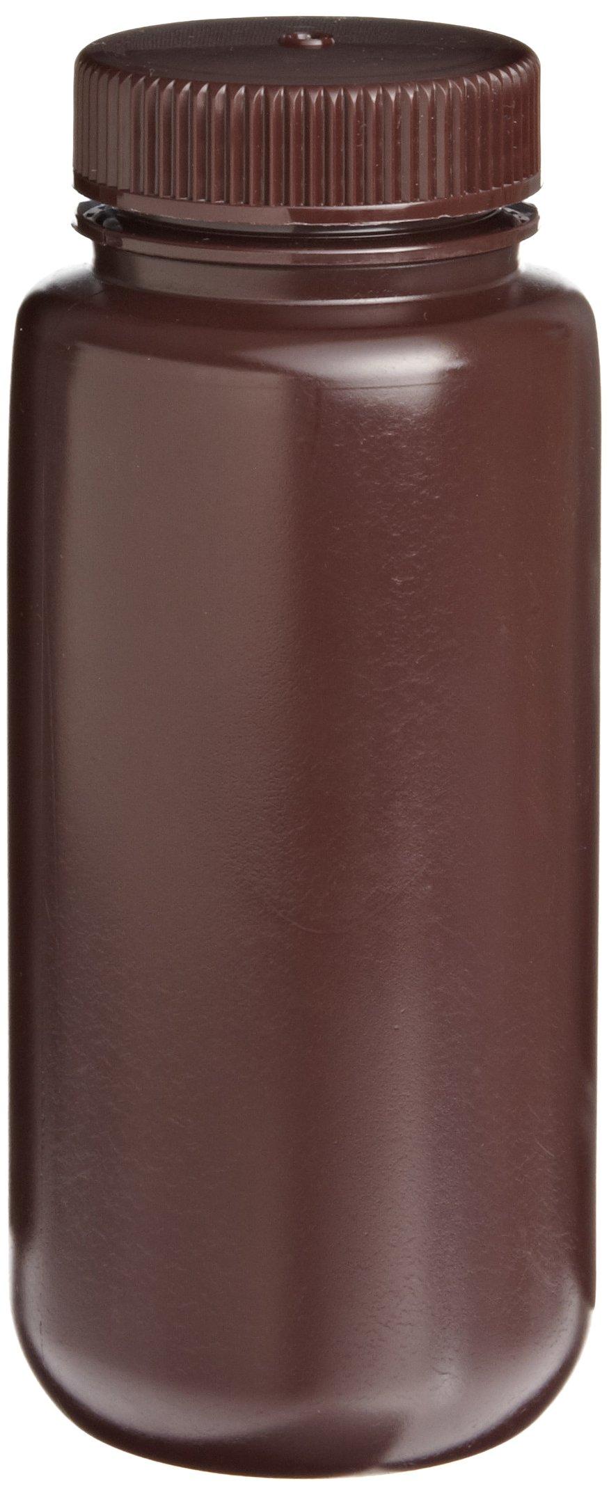 Nalgene HDPE Wide Mouth Packaging Bottle, 32oz/1000ml (case of 50)