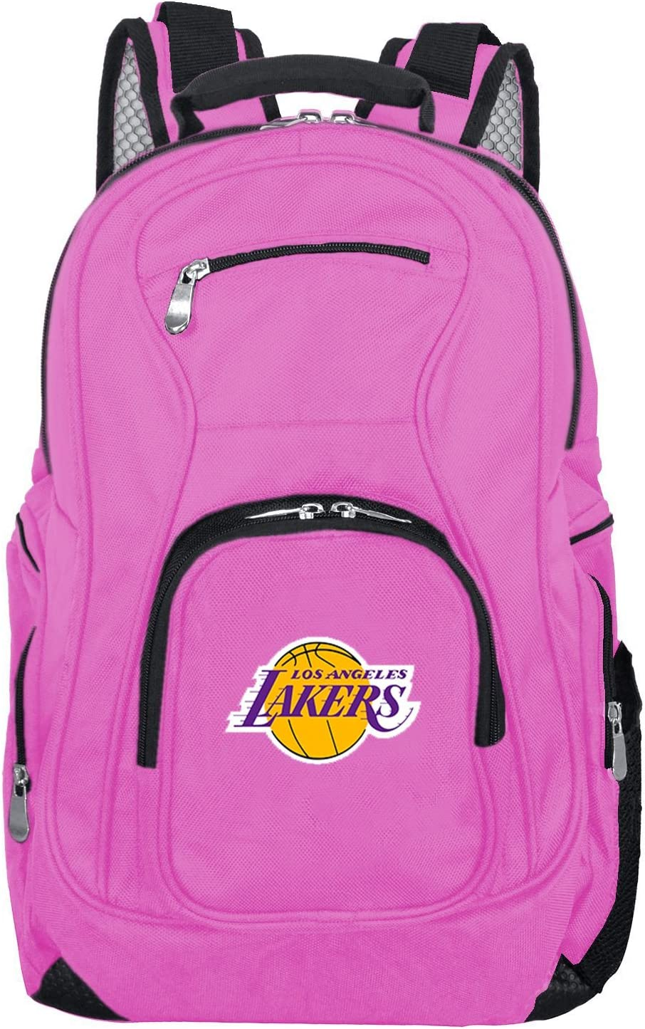 NBA Laptop Backpack, 19-inches, Pink