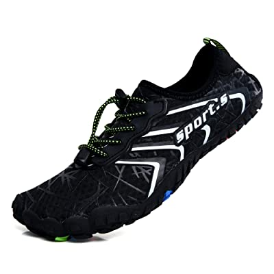 Water Sports Shoes Men Women Beach Swim Barefoot Skin Quick-Dry Aqua Socks HS966 | Water Shoes