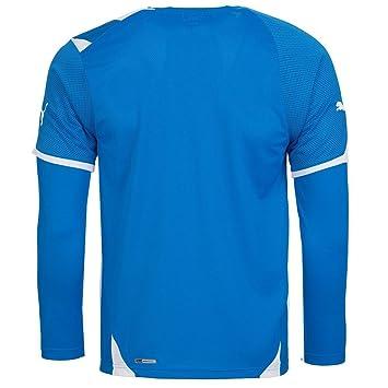 Puma 739504 - Camiseta de fútbol manga larga 741041-01 Talla:extra-large: Amazon.es: Deportes y aire libre