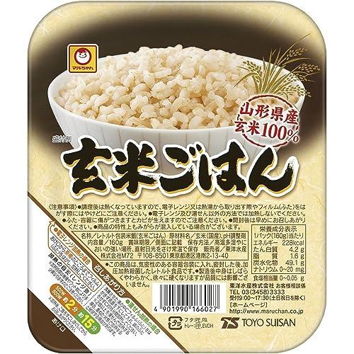 東洋水産 マルチャン 玄米ごはん